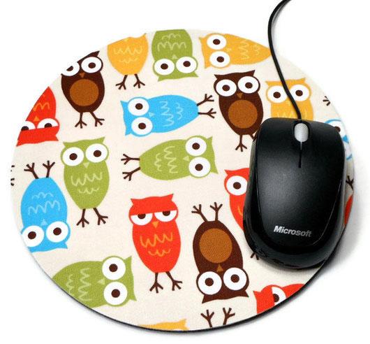 Забавный коврик для мыши